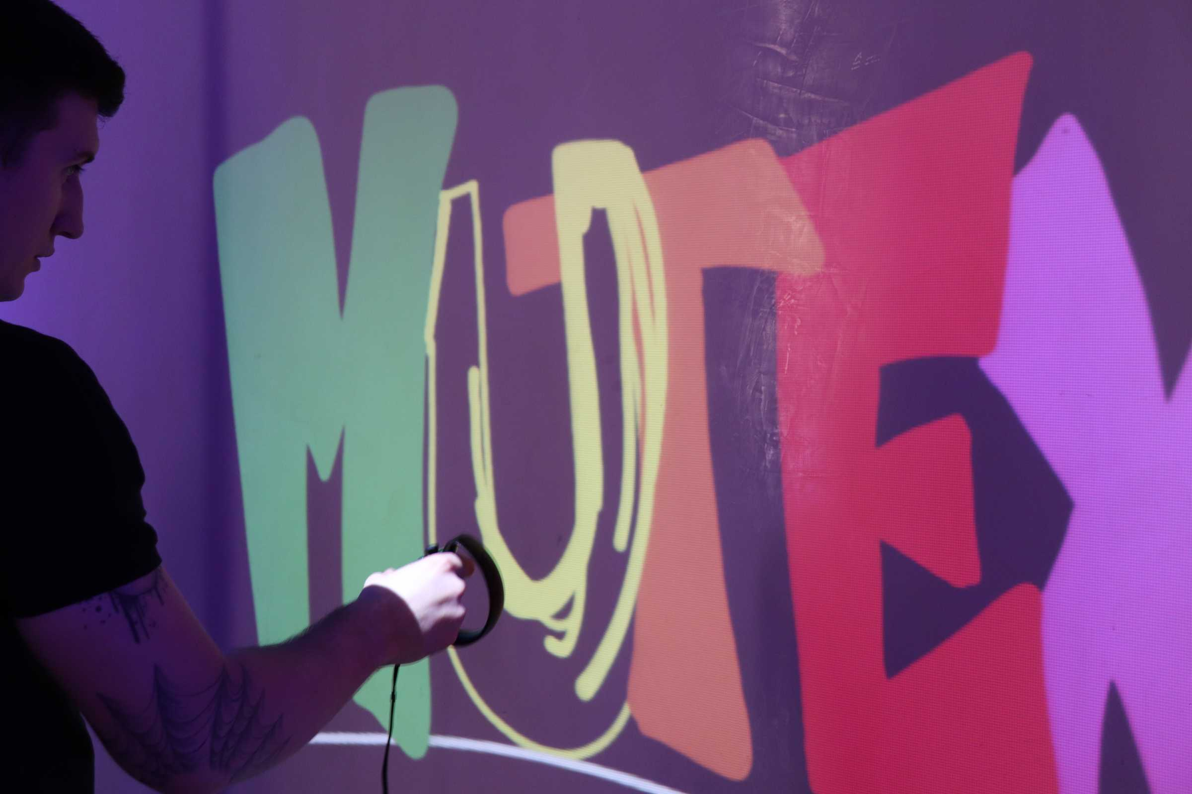 Animation graffiti - Animation graffiti MUTEX